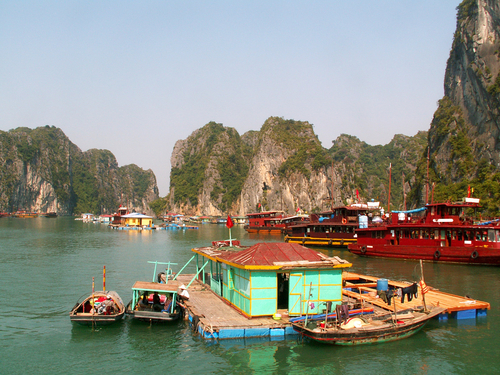 vuelos baratos a vietnam
