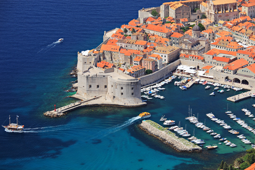 vuelos baratos a Dubrovnik