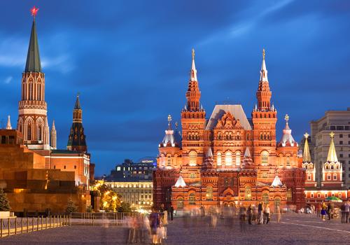vuelos baratos a Moscú