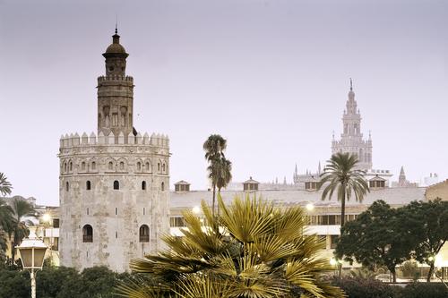 vuelos a Sevilla