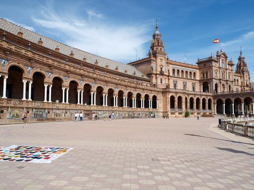 vuelos baratos a Sevilla