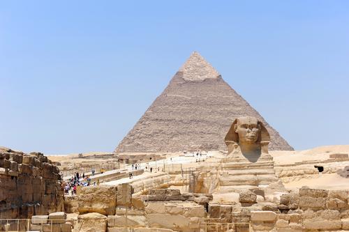 vuelos baratos a El Cairo