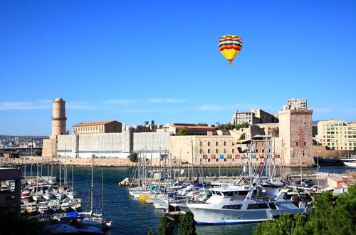 Marsella y el futuro vuelos baratos info - Parking vieux port fort saint jean marseille ...