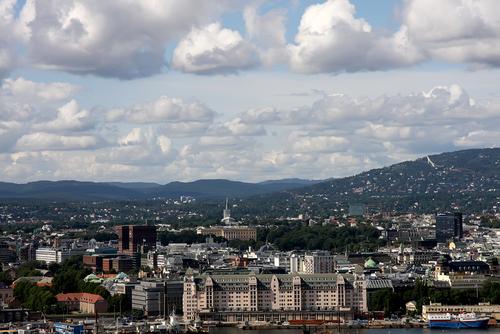 vuelos a Oslo
