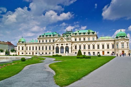 vuelos baratos a Viena