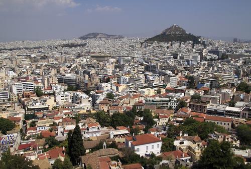 vuelos baratos a Atenas