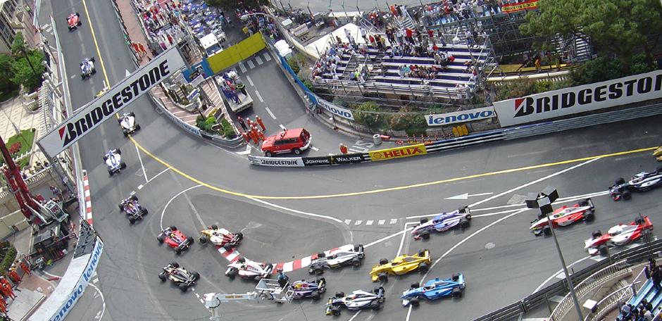Gp de Monaco F1 Paralela  F1-monaco