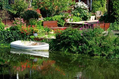 Billetes baratos para ver los jardines ocultos de for Jardines baratos