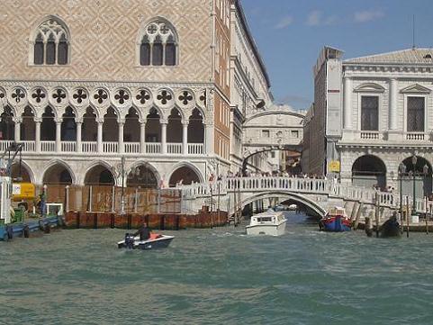 vuelos a venecia