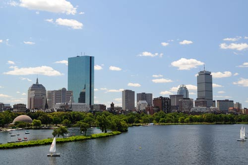 vuelos a boston