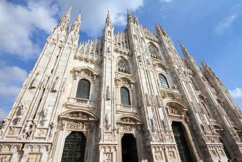 vuelos baratos a Milán