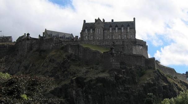 Vuelos a Edimburgo