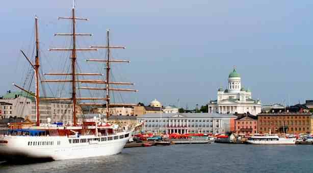 Helsinki Florece En Primavera Vuelos Baratos Info