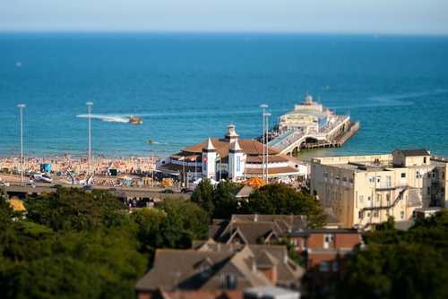 vuelos baratos a Bournemouth