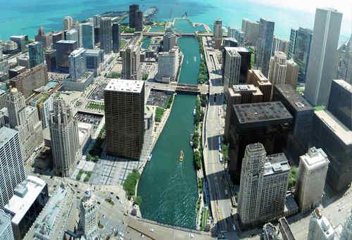 vuelos baratos a Chicago