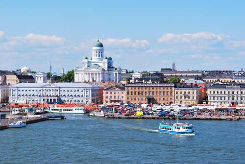 vuelos baratos a Helsinki