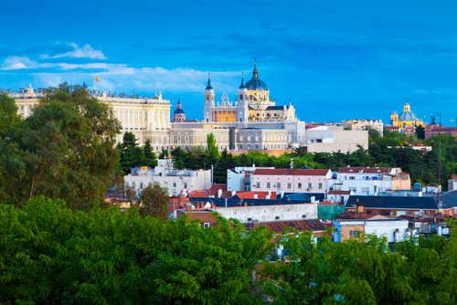 vuelos baratos a Madrid