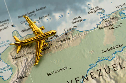 vuelos baratos a Caracas