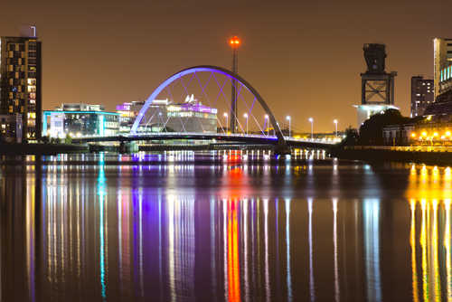 vuelos baratos a Glasgow