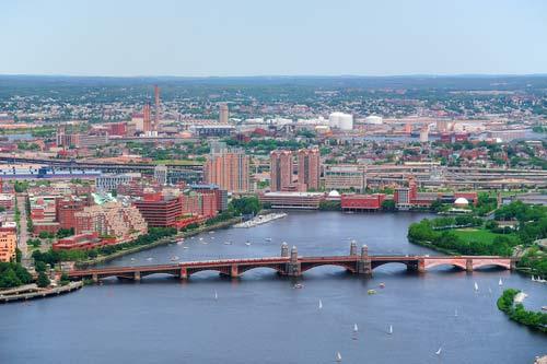 vuelos boston