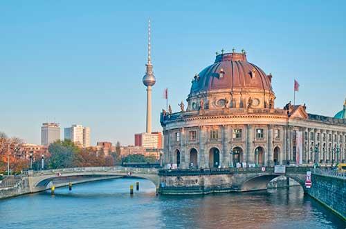 Vuelos a Berlin Ofertas