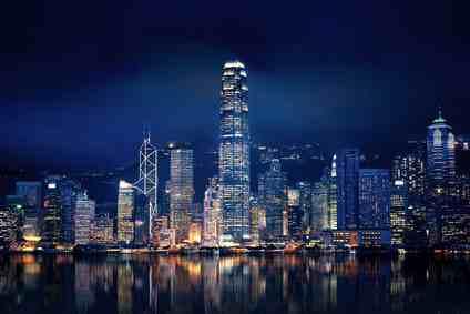 vuelos a Hong Kong