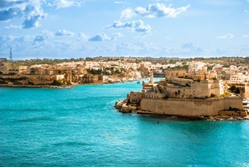 Vuelos a Malta