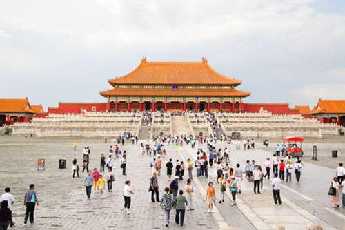 Vuelos a Pekín