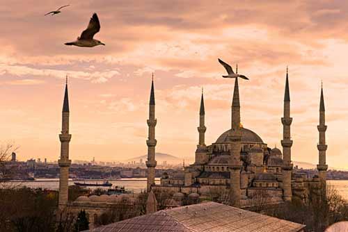 vuelos a Estambul