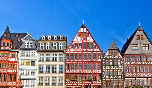 Vuelos a Frankfurt