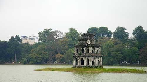 Vuelos a Hanoi