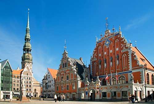 Vuelos a Riga