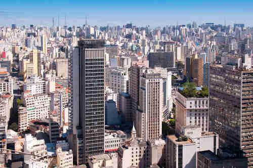 vuelos a Sao Paulo