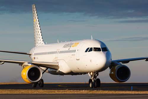 vuelos baratos Vueling