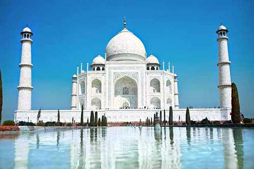 Vuelos Delhi Taj Mahal