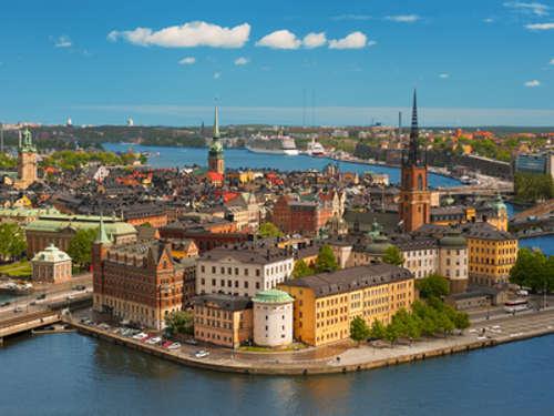 Vuelos a Estocolmo