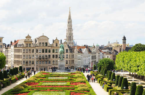 Vuelos a Bruselas