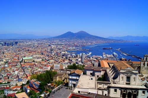 Vuelos a Nápoles