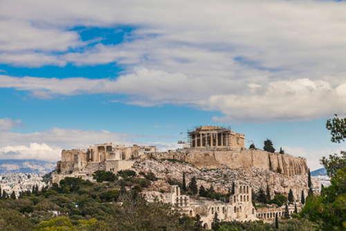 Vuelos a Atenas