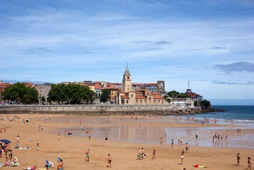 Vuelos a Gijón