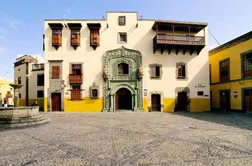 Vuelos a Gran Canaria
