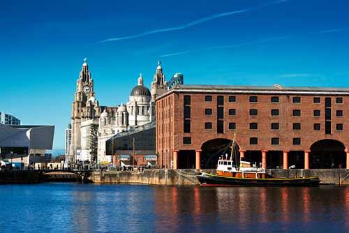 Vuelos a Liverpool