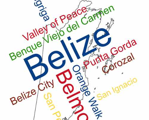vuelos a Belize City