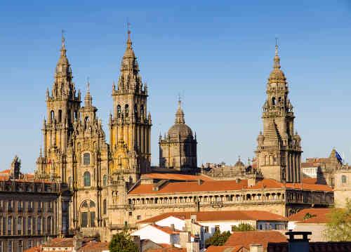 vuelos a Santiago de Compostela