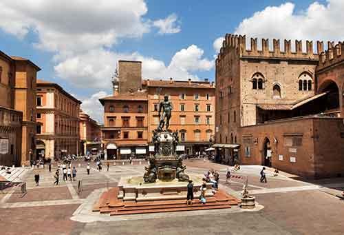 Vuelos a Bolonia
