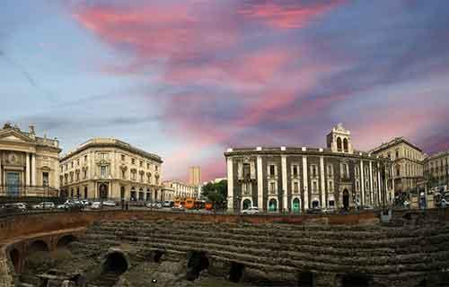 Vuelos a Catania