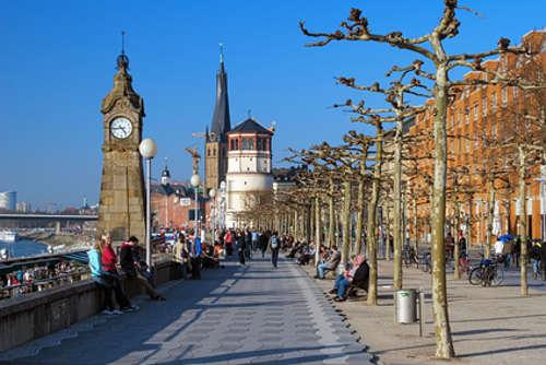 Vuelos a Dusseldorf