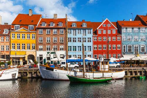 Vuelos a Copenhague