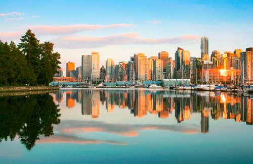 Vuelos a Vancouver