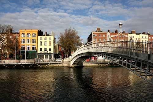 vuelos baratos a Dublin